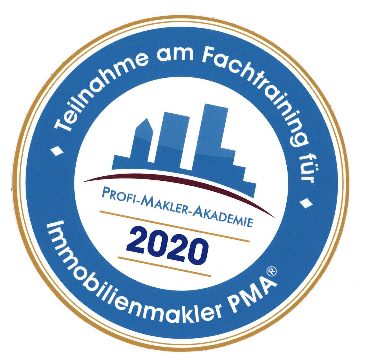 Badge Fachtraining PMA